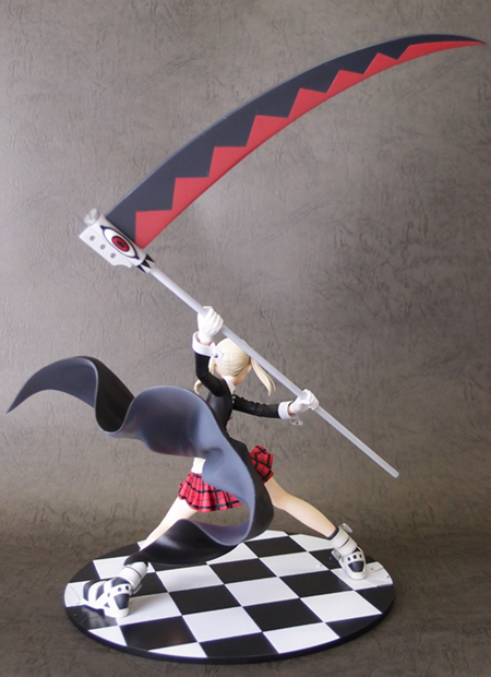 Maka Albarn - Soul Eater - 18 Pre-Painted Figure Medicom 3