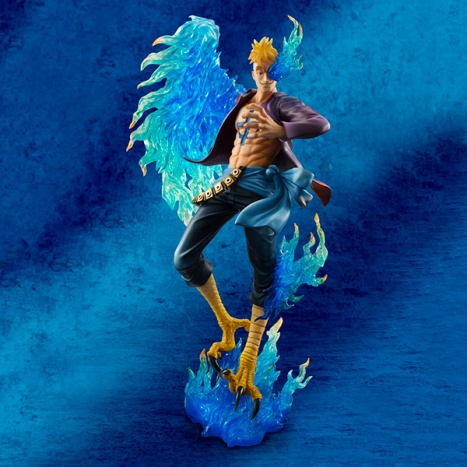 Marco - One Piece - Excellent Model - Portrait Of Pirates MAS - 18 Pre-Painted Figure 5
