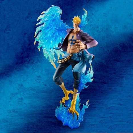 Marco - One Piece - Excellent Model - Portrait Of Pirates MAS - 18 Pre-Painted Figure
