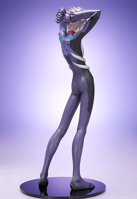 Nagisa Kaworu - Evangelion Shin Gekijouban Q - 18 Pre-Painted Figure 3