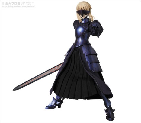Saber Alter  RAH - FateStay Night - Real Action Heroes #637 - 16 Pre-Painted Action Figure 5