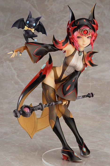 Sorceress - Dragon Nest- 18 Pre-Painted Figure