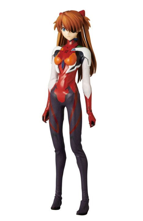 Souryuu Asuka Langley - RAH - Evangelion Shin Gekijouban Q - Real Action Heroes #640 - 16 Pre-Painted Action Figure 3