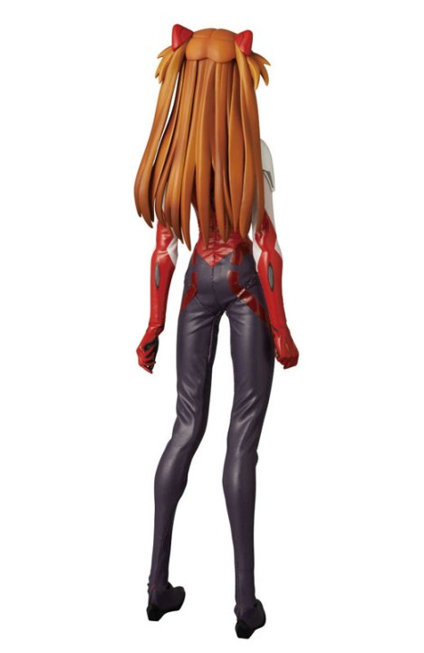 Souryuu Asuka Langley - RAH - Evangelion Shin Gekijouban Q - Real Action Heroes #640 - 16 Pre-Painted Action Figure 4