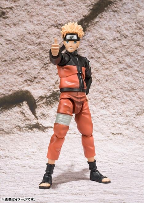 Uzumaki Naruto - Naruto Shippuuden - S.H.Figuarts Pre-Painted Action Figure 4