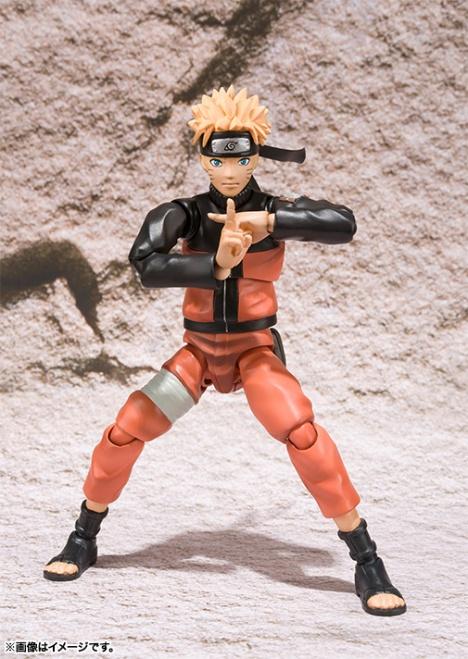 Uzumaki Naruto - Naruto Shippuuden - S.H.Figuarts Pre-Painted Action Figure 5