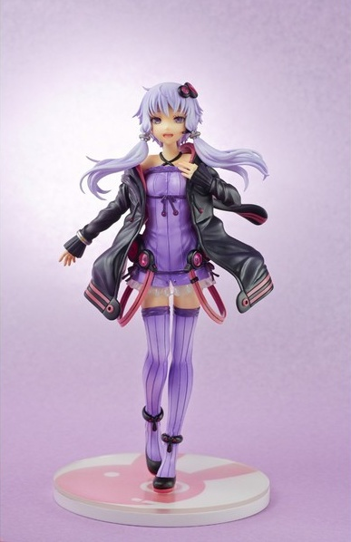 Yuzuki Yukari - Vocaloid 18 Pre-Painted Figure 7