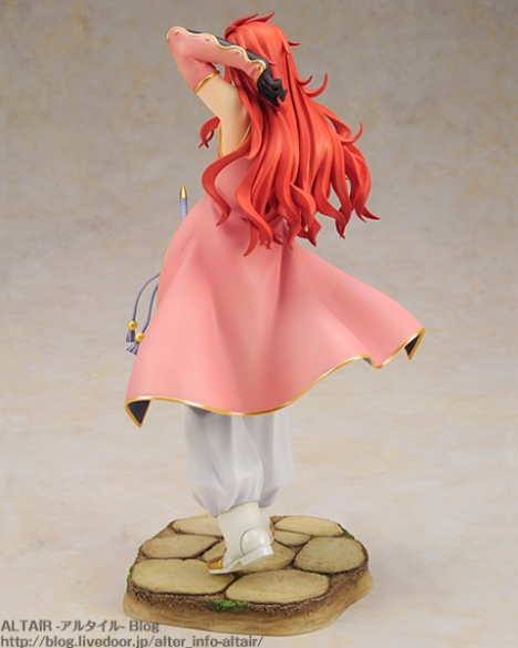 Zelos Wilder - Tales of Symphonia - ALTAiR 18 Pre-Painted Figure 3