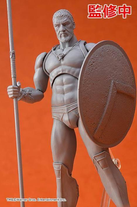 300 - King Leonidas - Figma (Max Factory)