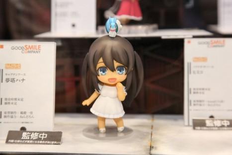 Captain Earth - Mutou Hana - Pitz - Nendoroid (Good Smile Company)
