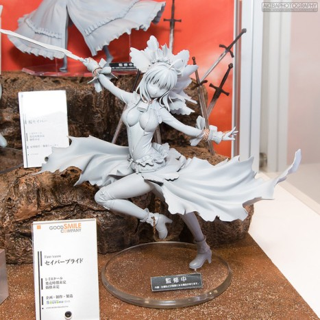 Fate Extra CCC - Saber Bride - 17 (Good Smile Company, Wings Company)