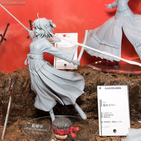 Fate Koha-Ace - Sakura Saber - 18 (Good Smile Company)