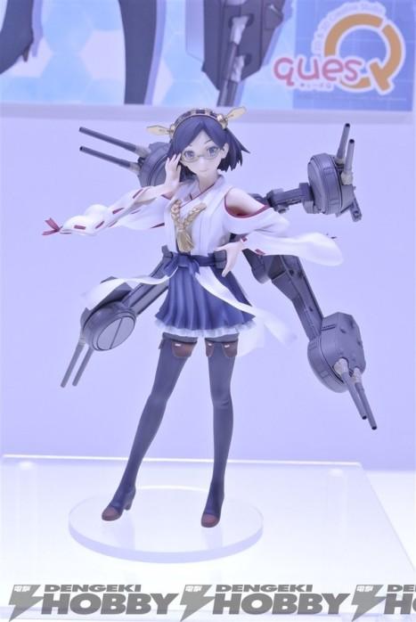 Kantai Collection ~Kan Colle~ - Kirishima - 18 (Ques Q)