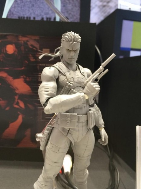 Metal Gear Solid 2 - Solid Snake - Figma (Max Factory)