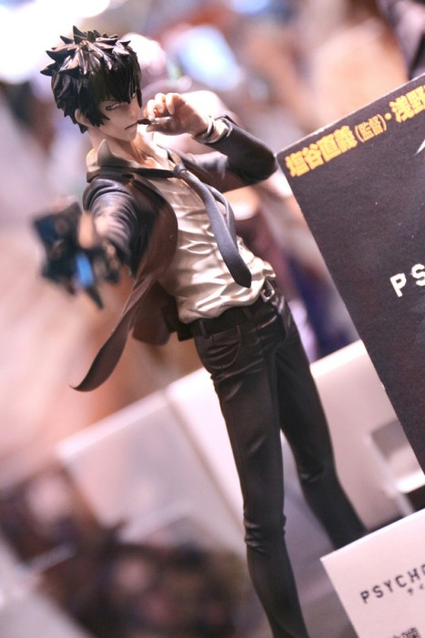 Psycho-Pass - Kougami Shinya - Hdge - Mens Hdge - Type-B (Union Creative Int)