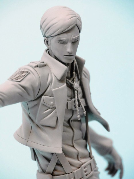 Shingeki no Kyojin - Erwin Smith - BRAVE-ACT - 18 (Sentinel)