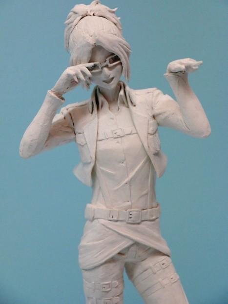 Shingeki no Kyojin - Hange Zoe - BRAVE-ACT - 18 (Sentinel)
