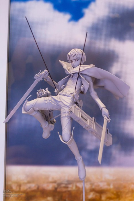 Shingeki no Kyojin - Levi - 18 (Good Smile Company)