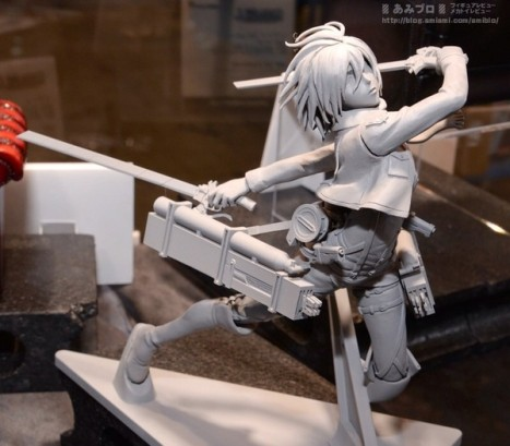 Shingeki no Kyojin - Mikasa Ackerman - Hdge No.6 (Union Creative Internat...