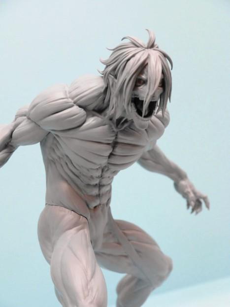 Shingeki no Kyojin - Rogue Titan (Sentinel)