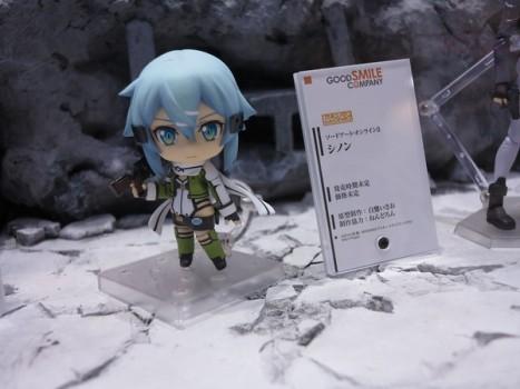 Sword Art Online II - Sinon - Nendoroid (Good Smile Company)