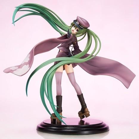 Hatsune Miku Senbonzakura ver. - Vocaloid 18 Pre-Painted Figure