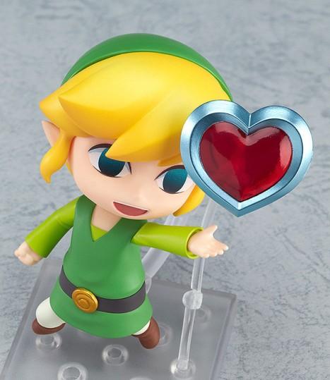 Link - Zelda no Densetsu Kaze no Takt - Nedoroid - Pre-Painted Figure 3