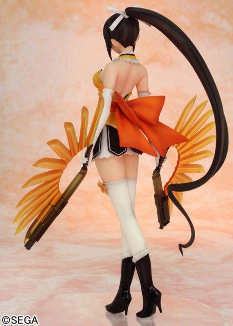 Sakuya Mode Gelblitz - Shining Blade 18 Pre-Painted Figure 3