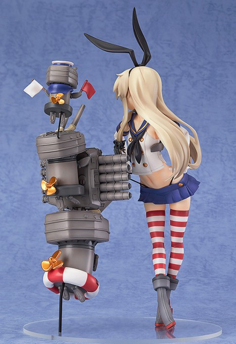 Shimakaze - Kantai Collection ~Kan Colle~ 18 Pre-Painted Figure 3