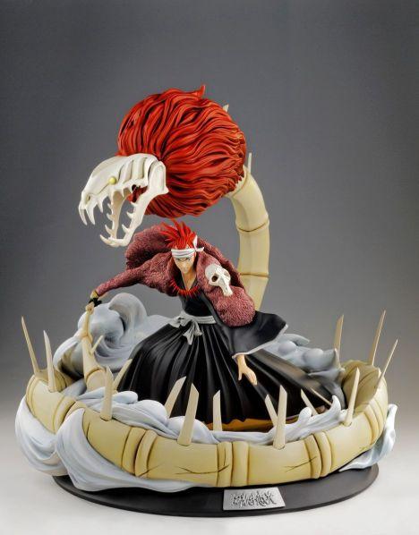 Renji Abarai - Bleach - HQS 16 Pre-Painted Figure 4