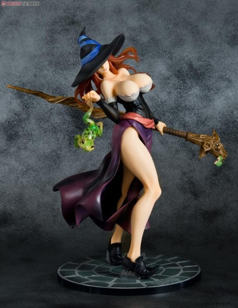 Sorceress - Dragon's Crown - Excellent Model - 17 Pre-Painted Figure 2