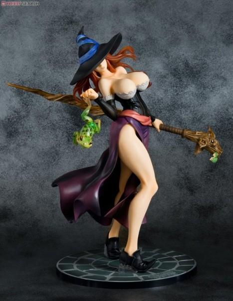 Sorceress - Dragon's Crown - Excellent Model - 17 Pre-Painted Figure 2