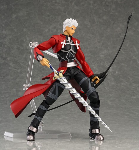 Archer - FateStay Night - Figma #223 Pre-Painted Action Figure 4