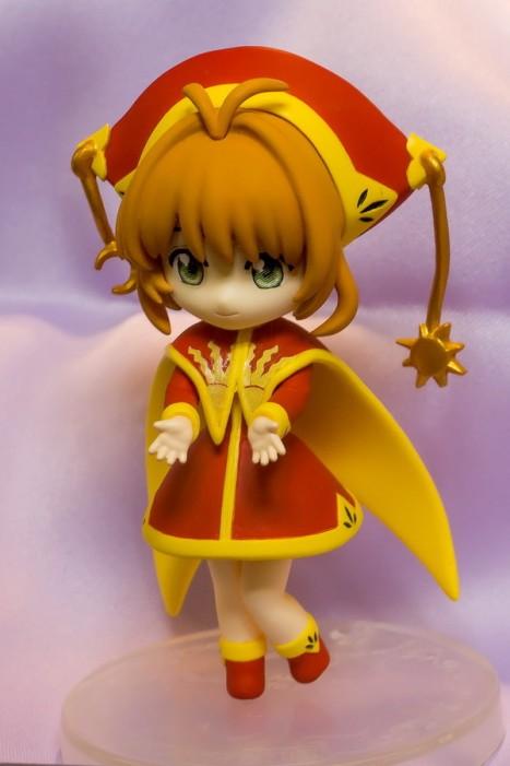 Card Captor Sakura - Kinomoto Sakura - Card Captor Sakura Atsumete Figure...