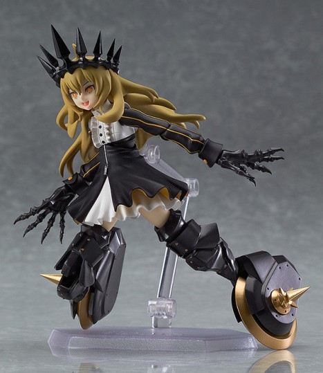 Chariot - Black Rock Shooter - Figma #234 - Pre-Painted Action Figure 4