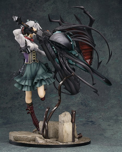 Ciel Alencon - God Eater 2 - 18 Pre-Painted Figure 4