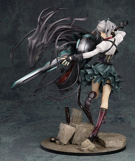 Ciel Alencon - God Eater 2 - 18 Pre-Painted Figure 5