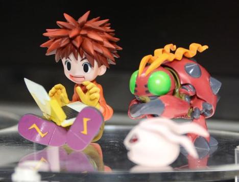 Digimon Adventure - Izumi Koushiro - Tentomon - G.E.M. - 110 (MegaHouse)