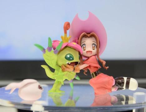 Digimon Adventure - Palmon - Tachikawa Mimi - G.E.M. - 110 (MegaHouse)