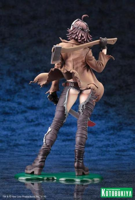 Jason Voorhees - Freddy vs. Jason - Bishoujo Statue - Movie x Bishoujo - 17 Pre-Painted Figure 3
