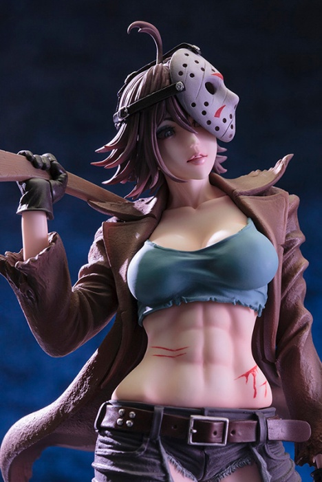 Jason Voorhees - Freddy vs. Jason - Bishoujo Statue - Movie x Bishoujo - 17 Pre-Painted Figure