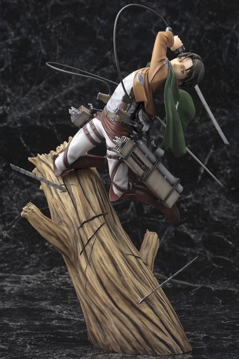 Levi - Shingeki no Kyojin - ARTFX J - 18 Pre-Painted Figure 2