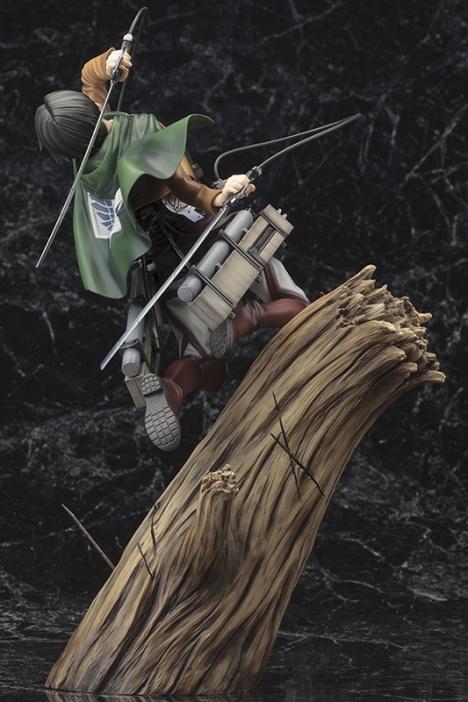 Levi - Shingeki no Kyojin - ARTFX J - 18 Pre-Painted Figure 6
