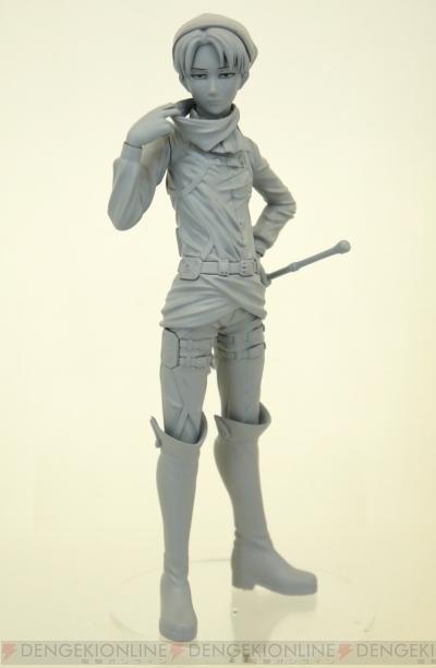 Levi Shingeki No Kyojin (Sega)