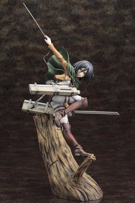 Mikasa Ackerman - Shingeki no Kyojin - ARTFX J - 18 Pre-Painted Figure 2