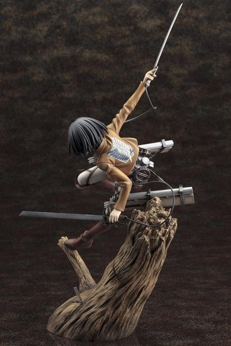 Mikasa Ackerman - Shingeki no Kyojin - ARTFX J - 18 Pre-Painted Figure 3