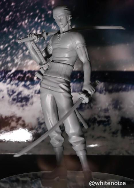 One Piece - Roronoa Zoro - Excellent Model - Portrait of Pirates NEO-DX - (MegaHouse)