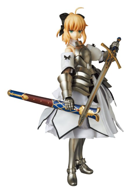Saber Lily RAH - FateStay Night - Real Action Heroes #669 - 16 Pre-Painted Action Figure 2