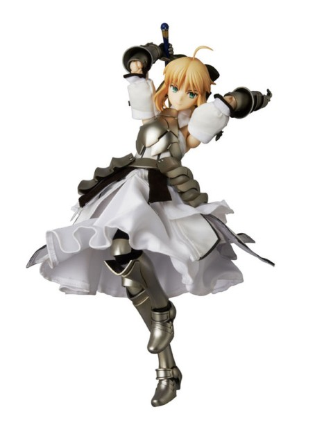 Saber Lily RAH - FateStay Night - Real Action Heroes #669 - 16 Pre-Painted Action Figure 3