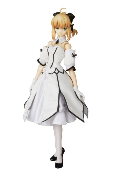 Saber Lily RAH - FateStay Night - Real Action Heroes #669 - 16 Pre-Painted Action Figure 7